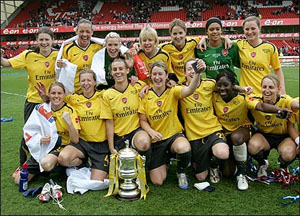 impsTALK goes to….. the 2008 Women's FA Cup Final