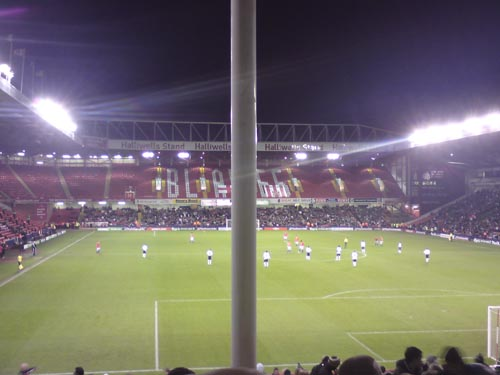 Wenger View: Bramall Lane