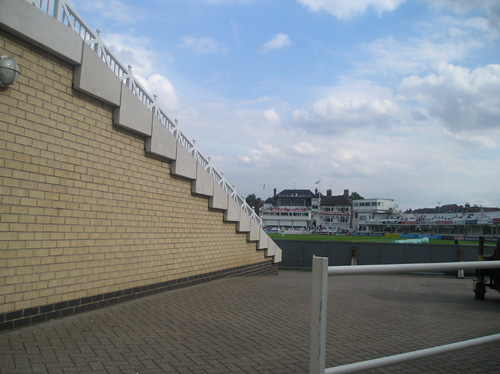 Wenger View: Trent Bridge
