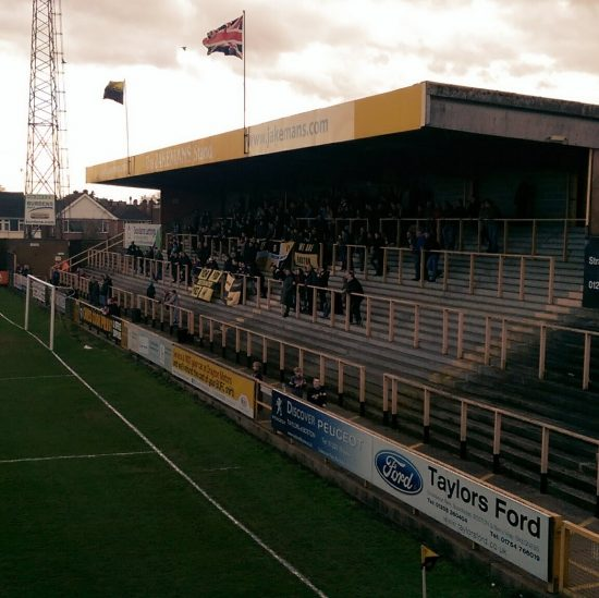 Derby Days: Who *ARE* Boston United fans supposed to hate?