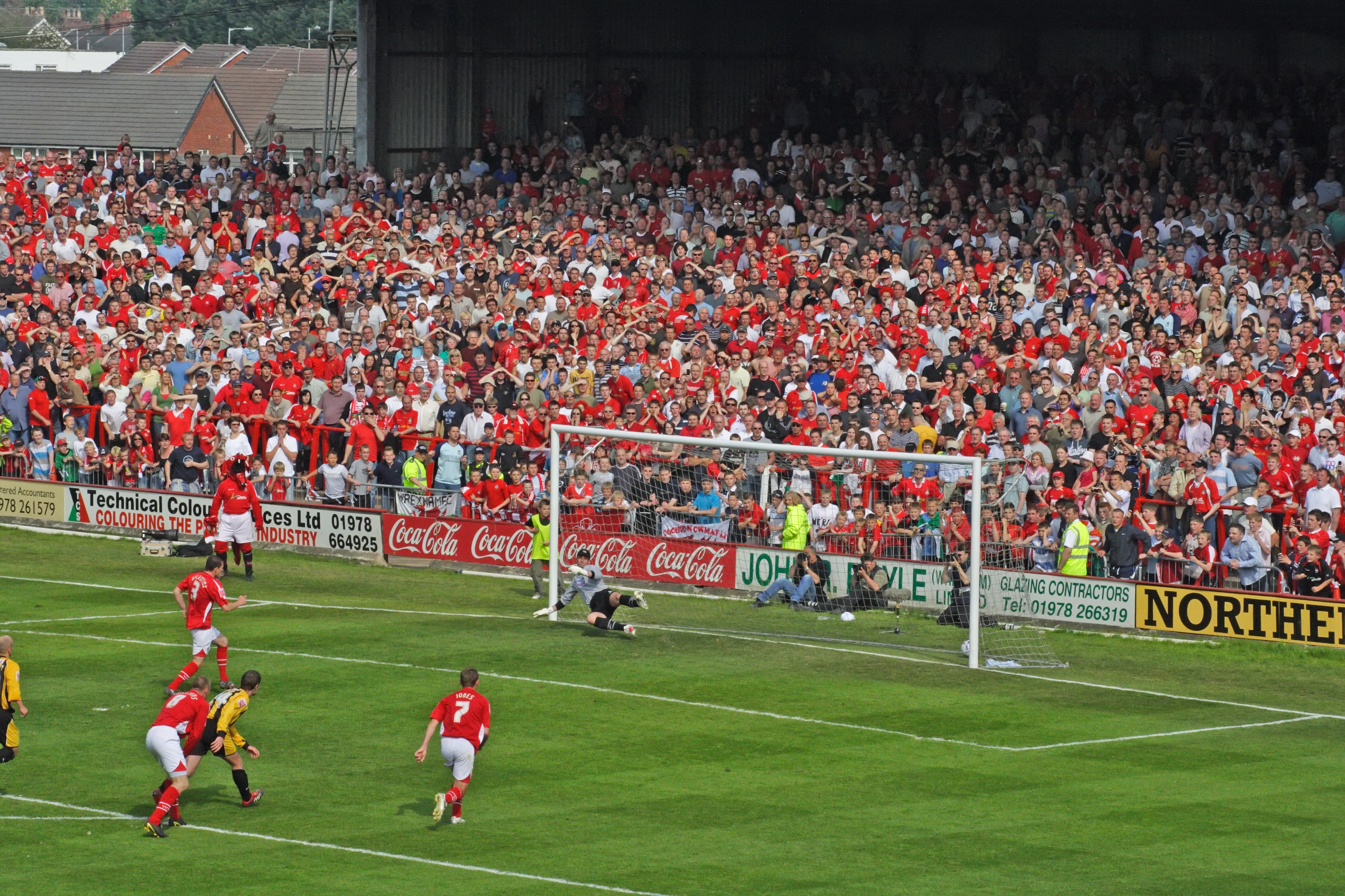 United's Last Stand: A Decade Since Wrexham