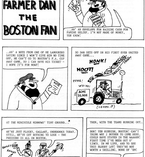 Farmer Dan The Boston Fan